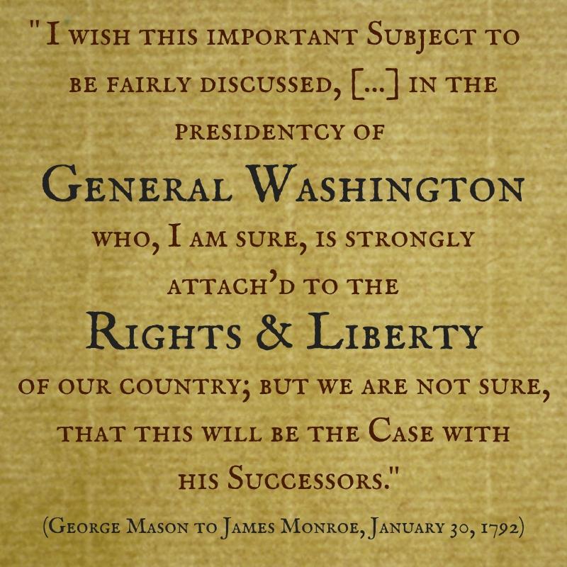 MM_GW Presidency