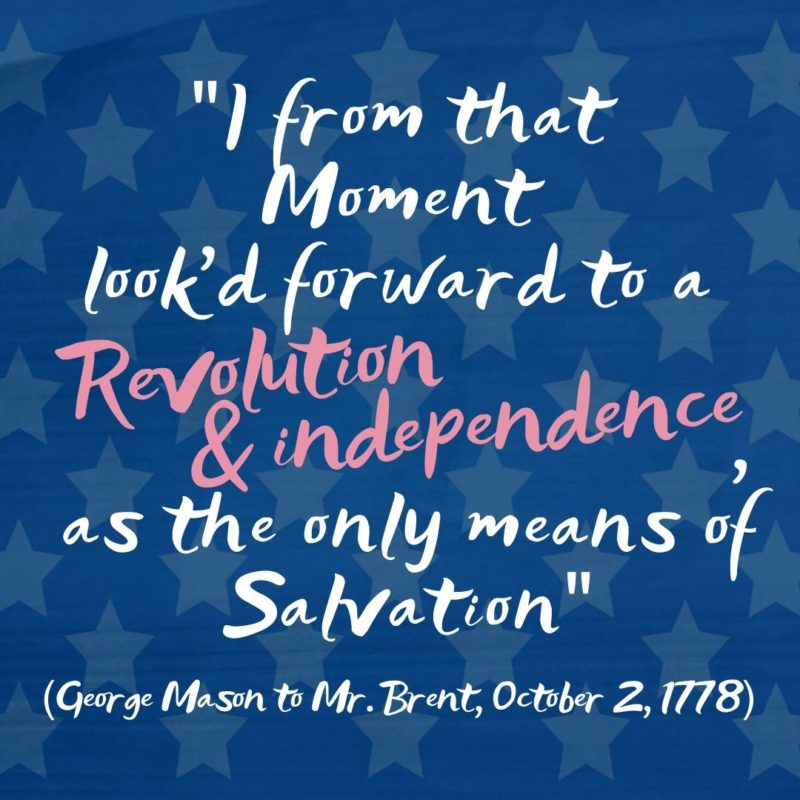 MM_Revolution & Independence as Salvation