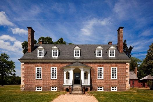 George Mason's Gunston Hall